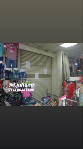 Kios di Mall ITC Depok Margonda lt UG