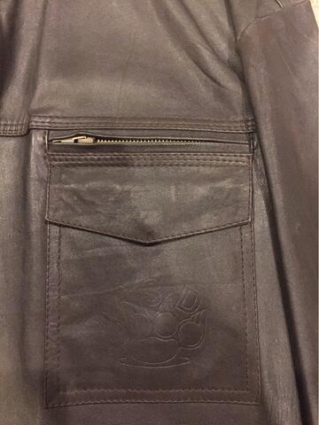 Leather Jacket Peter Says Denim ORIGINAL SANGAT LANGKA MURAH