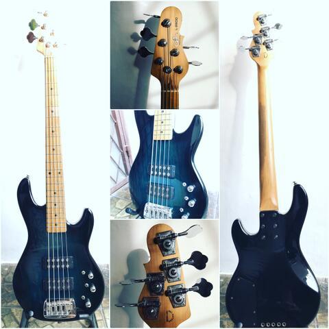 Dijual bass G&L L2500