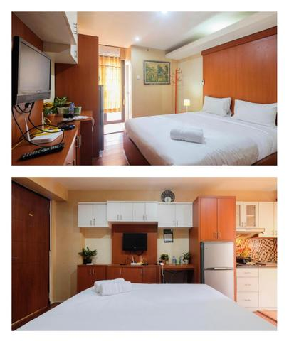 Cozy Apartemen @ Kebagusan City Sewa Bulanan / Tahunan Full Furnish