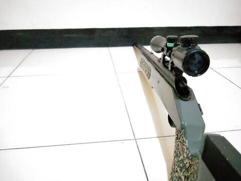sniper M40 spring custom