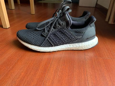 Adidas ultraboost black 2nd 100% original