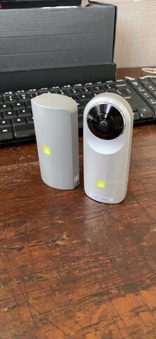 Kamera 360, LG 360 CAM, mulus, komplit dengan box