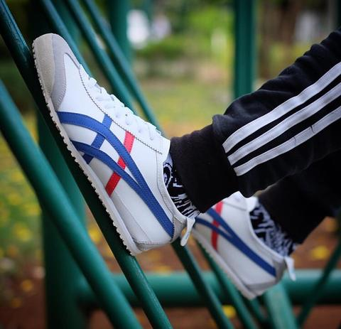"Onitsuka Tiger Mexico 66 "" White France """