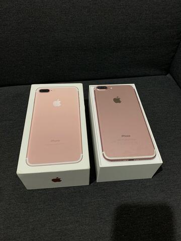 iPhone 7 Plus 32gb Rose Gold SUPER ISTIMEWA