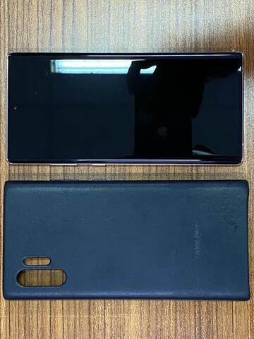 Samsung Note 10 plus Aura White 256 GB Resmi banyak bonhs