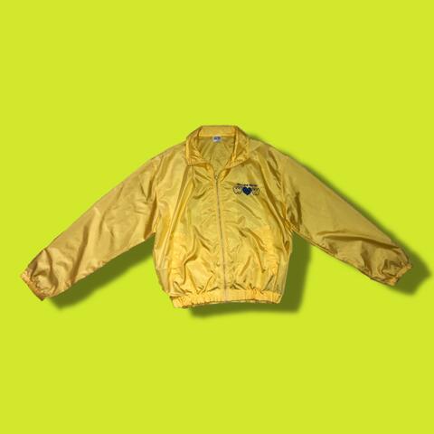 vintage jacket parasut