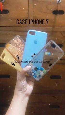 preloved case iphone 7