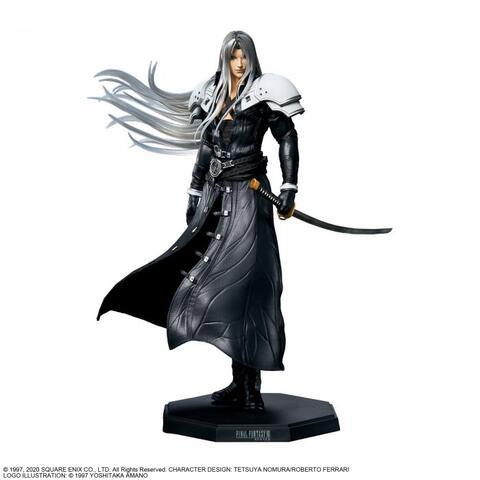 PO Import - FFVII Remake Statuette : Sephiroth