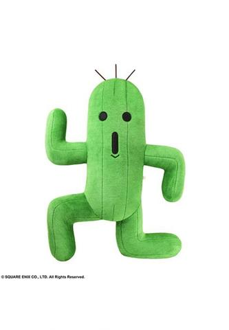 PO Ready Import - Final Fantasy Jumbo Plush Cactuar