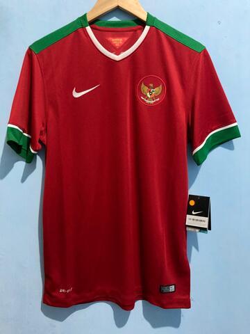 Nike - Indonesia Home Stadium Jersey