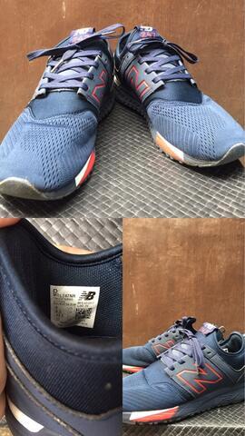 TERJUAL Sepatu New Balance MRL247NR