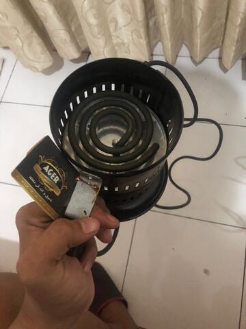 Bakaran Bara elektrik