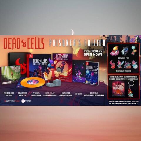PO Import - Dead Cells The Prisoner's Edition (Switch)