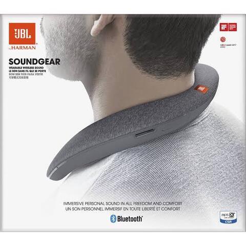 JBL soundgear wearable wireless speaker garansi resmi IMS INDONESIA