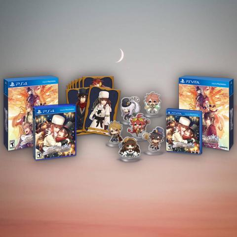 PO Ready Import - Code: Realize Wintertide Miracles Limited Ed (Vita)
