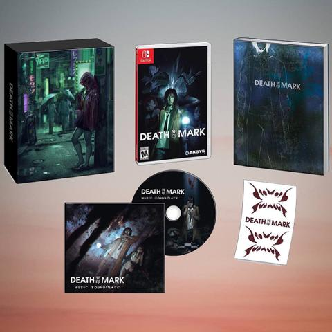 PO Ready Import - Sprit Hunter Death Mark Limited Edition (Switch)