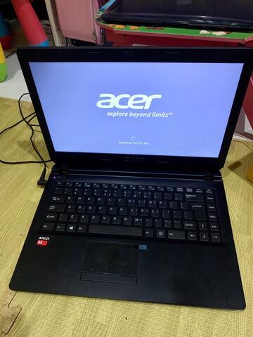 Acer Z3-451/8 AMD A8-7410 ram 8GB HDD 500GB win10