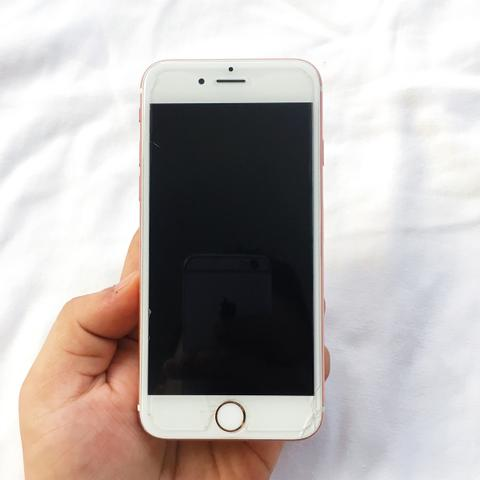 Dijual iPhone 6s 64 GB Rose Gold