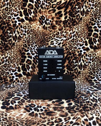 ADA GCS2 GCS 2 Guitar Cabinet Simulator DI Box