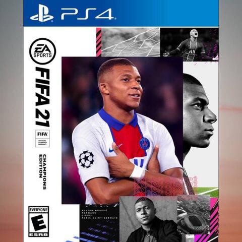PO Import - FIFA 21 Champion Edition (PS4) + Bonus Offer