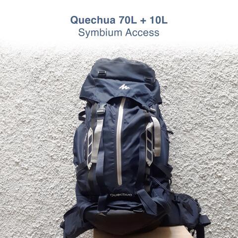 Carrier Quechua Symbium Access 70+10L