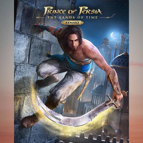 Preorder (DP) - Prince of Persia : The Sands of Time Remake (Switch)