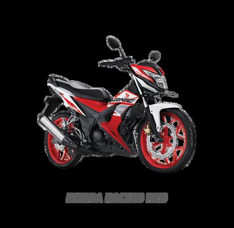 Motor Honda Sonic 150 R Standar / SE / Repsol