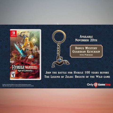 Jual Po Import Hyrule Warriors Age Of Calamity Switch Bonus Offer Kaskus