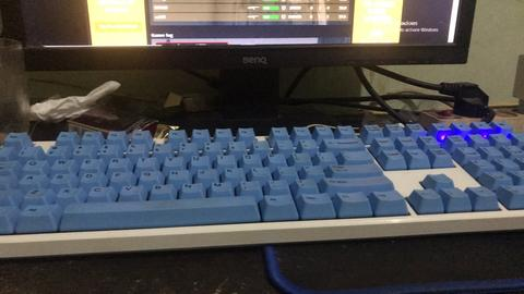 keyboard ducky one
