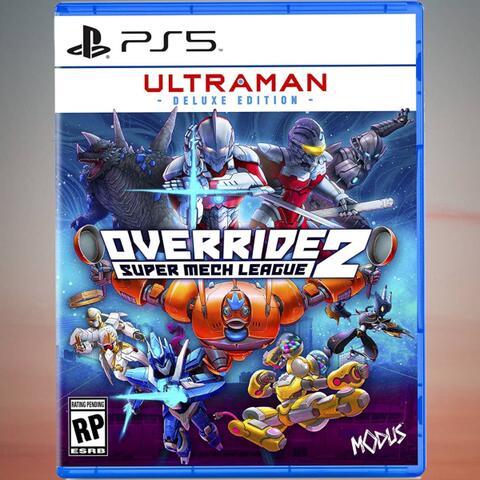 Preorder (DP) - Override 2 : Ultraman Deluxe Edition (PS5)