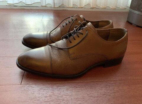 Sepatu pantovel Zara 2nd 100% original