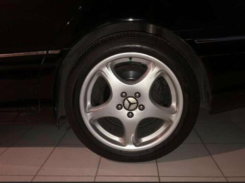 Velg Mercedes Benz R18 No Part Number