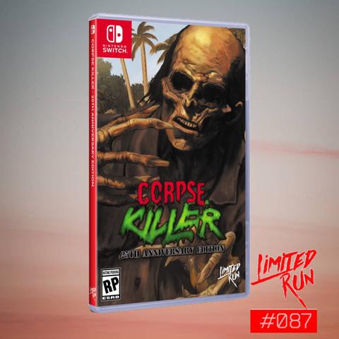 Preorder (DP) - Corpse Killer (Switch)