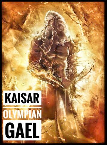 KHODAM ELMANAK LEVEL SSSS - KAISAR OLYMPIAN GAEL