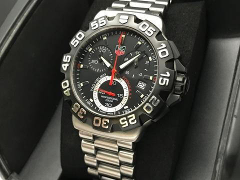 ORIGINAL TAG HEUER F1 CHRONOGRAPH QUARTZ 41MM