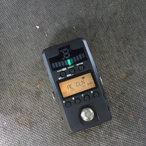 KORG Pandora Stomp Guitar Multi Effect Processor Not POD BOSS ZOOM NUX
