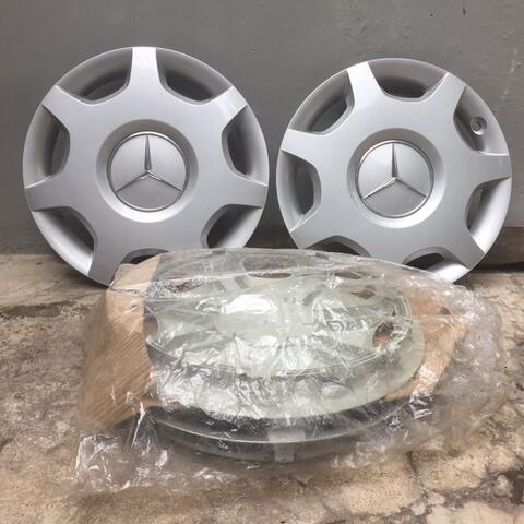 Mercedes-Benz Wheel Dop NOS Wildop Mercy Wildof Velg Original