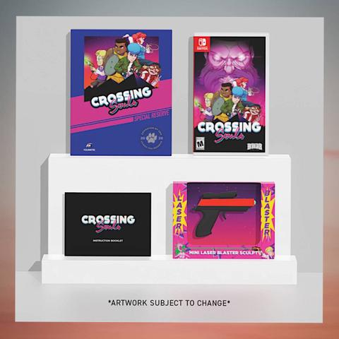 Preorder (DP) - Crossing Souls (Switch) Reserve