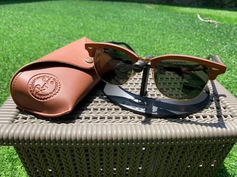 Kacamata Rayban Wood Special Edition