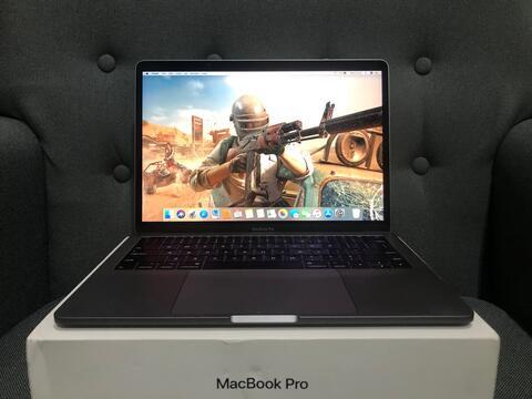 Macbook Pro 13 inch 2017 Non Touchbar Core i5 2,3 Ghz   Ram 8GB   Ssd 256GB