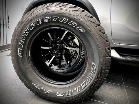 Bridgestone Dueler AT 285/65 R17 untuk fortuner / pajero