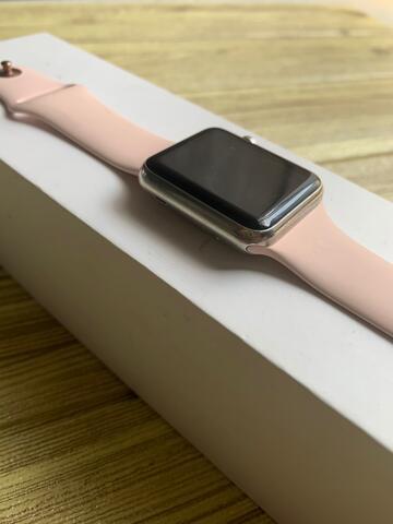iwatch 1 42MM Stainless steel Fullset normal bisa COD