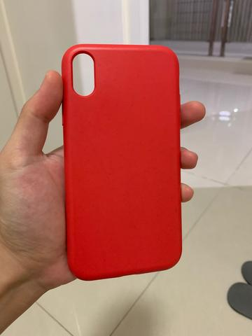 Silicon case iphone xr 2nd
