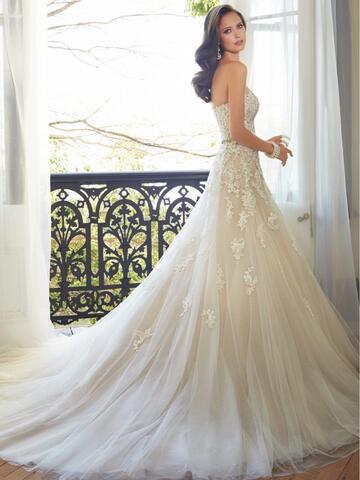 gaun pengantin wedding dress