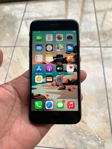 iphone 8 256GB Black Muluus