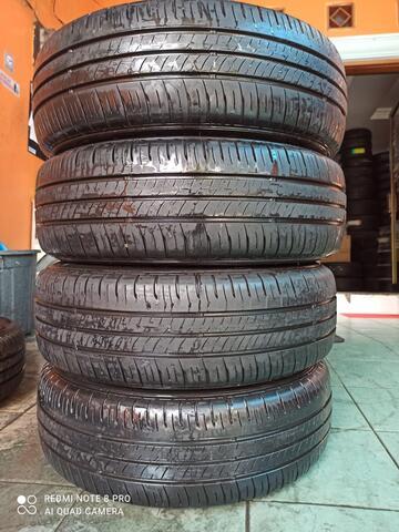 4pc Dunlop enasave 205/65r16 kondisi 95%++