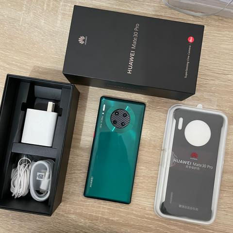 Huawei Mate 30 Pro 5G Exclusive Edition 8/512GB Forest Green Like new Fullset Ori