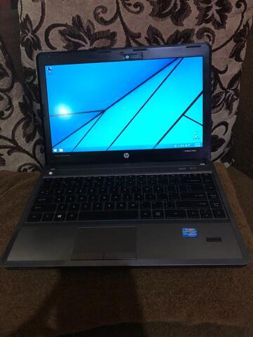 laptop hp probook 4340s core i3 gen3 ram 4gb hdd 500gb camera