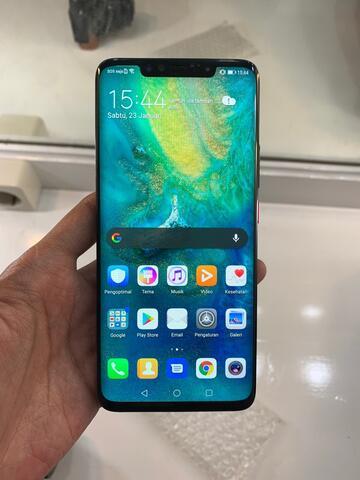 Huawei Mate 20 Pro 6/128 murah garansi resmi indonesia
